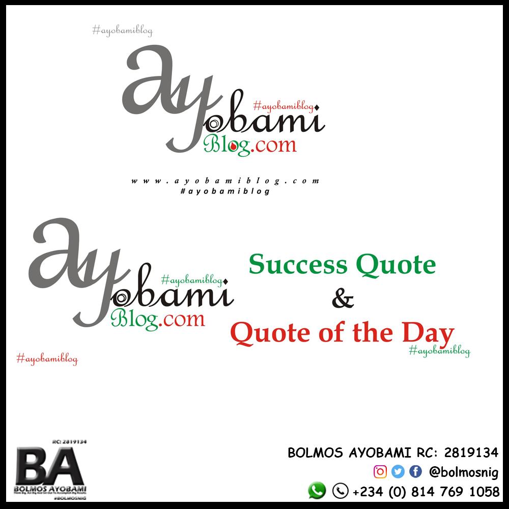 Ayobami Blog Logo Design