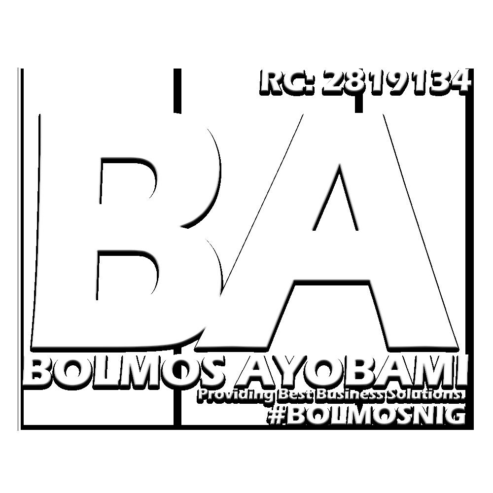 Bolmos Logo with White