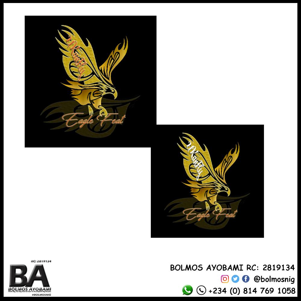 Eagle Feat Logo Design