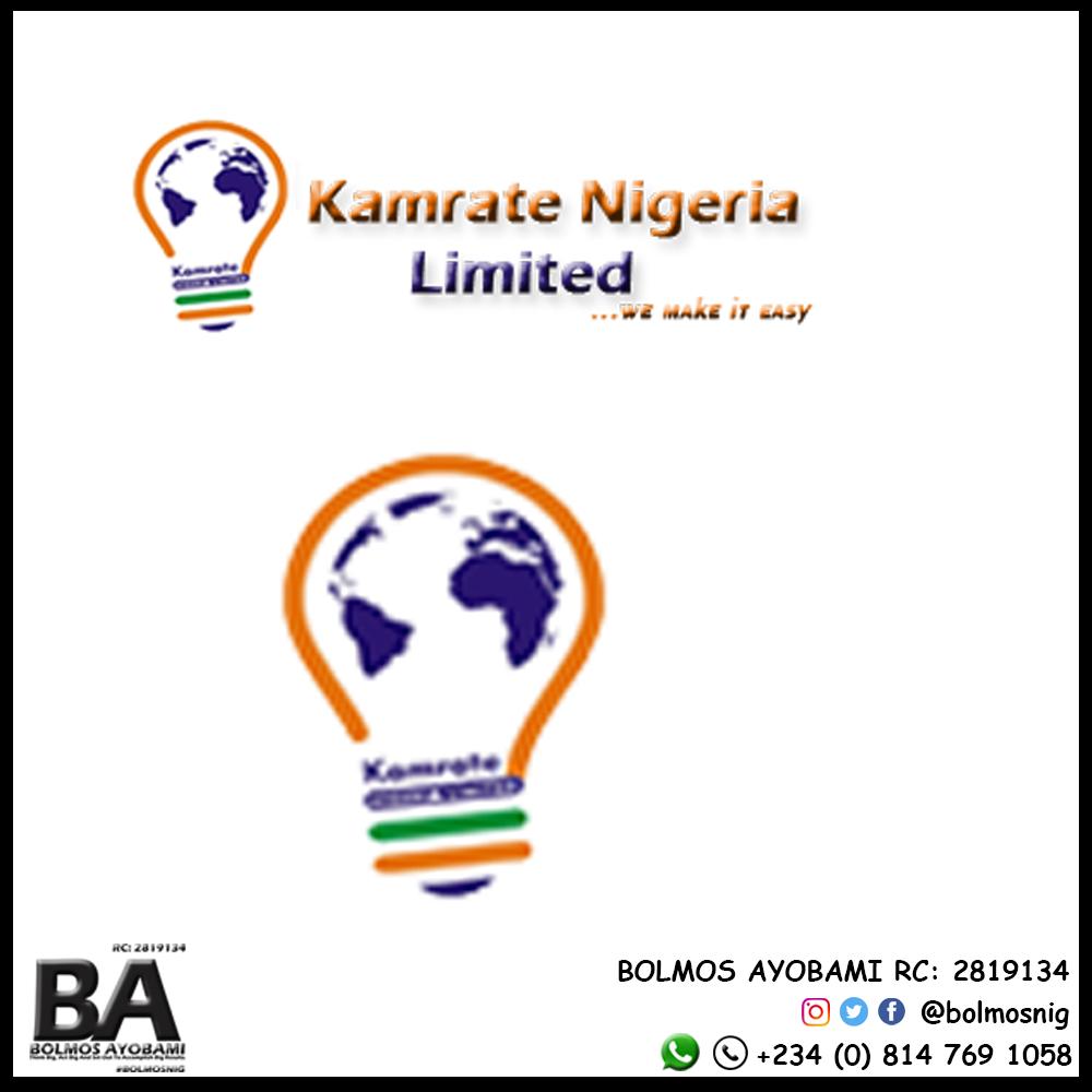 Kamrate Nig Limited Logo Design