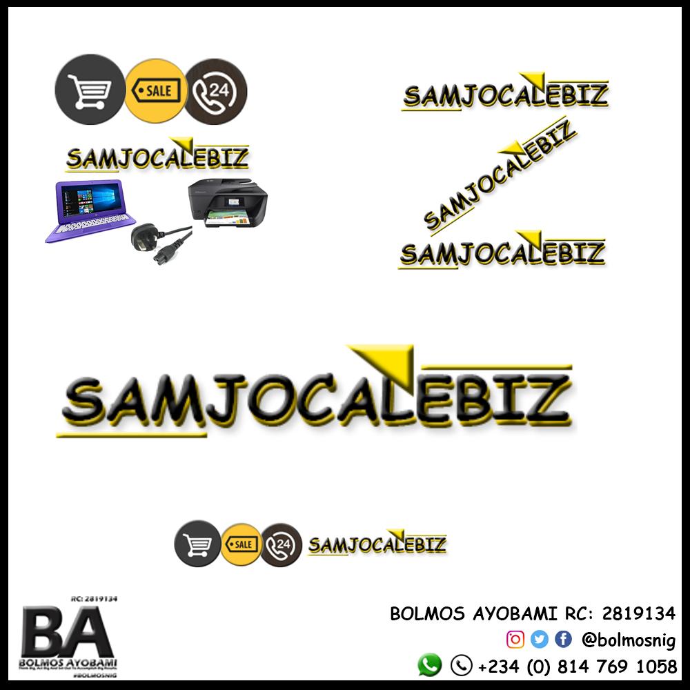 SamJoCalebiz Logo and Designs